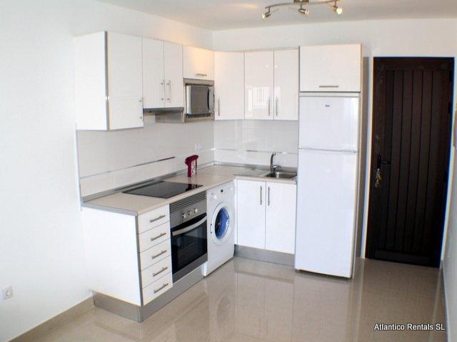 Kitchen - Los Arcos , Puerto del Carmen, Lanzarote